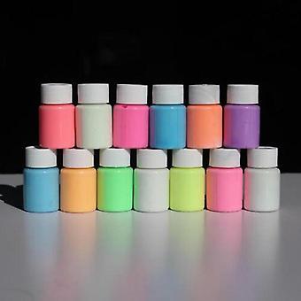 Non-toxic Odor Free Waterproof Graffiti Paint, Luminous Acrylic Glow In The
