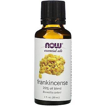 Now Foods, Essential Oils, Frankincense 20% Oil Blend, 1 fl oz (30 ml)
