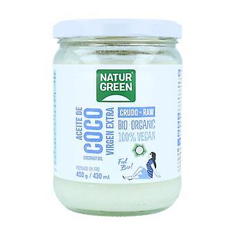 Økologisk kokosolje 400 ml olje