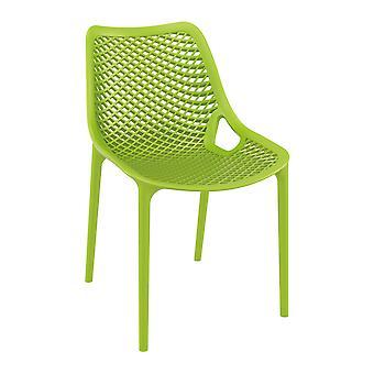 Spyro Side Chair - Tropical Green