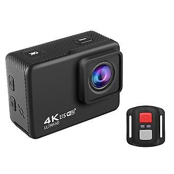 Vedenalainen kamera kuvaa video ultra 4k toimintakamera