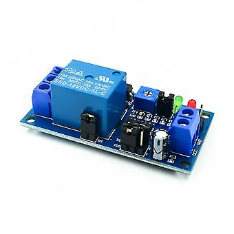 Dc 12v Time Delay Relay Module Turn On Switch Module With Timer Timing Board