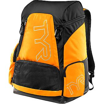 TYR aliança Team® mochila - 45 L - laranja/preto