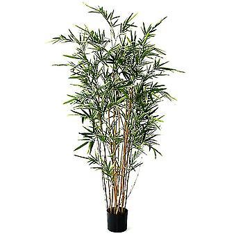 Bambù artificiale variegato 170 cm