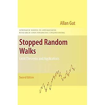 Stopped Random Walks: Limit Theorems and Applications