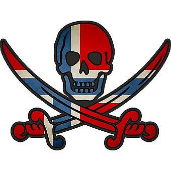 Tarra tarra merirosvo jack rackham calico lippu maa N norvege