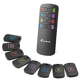 Localizzatore di chiavi wireless anti-lost con telecomando
