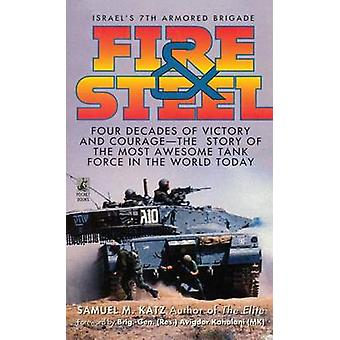 Fire and Steel by David Bar Katz - 9781501100413 Book