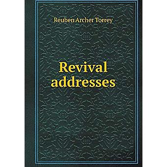 Revival Addresses by R a Torrey - 9785519312059 Book