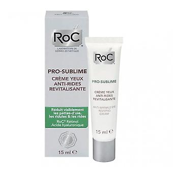 ROC RoC Pro-Sublime Anti-Wrinkle Eye Reviving Cream
