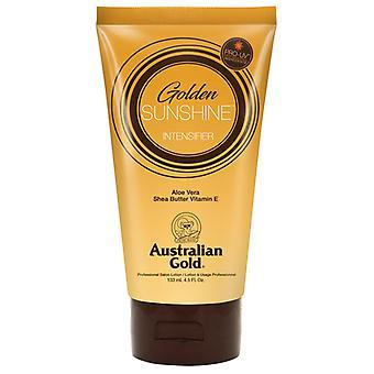 Australsk guldsolskin Golden Intensifier professionel lotion 133 ml