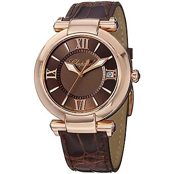Chopard Imperiale Brown Dial Men's Watch 384241-5005