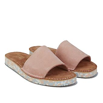 Women's Clarks Originals Lunan Slides i rosa