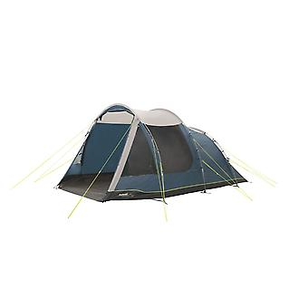 Outwell Blue Dash 5Encounter 5 Man 3 Room Tunnel Tent