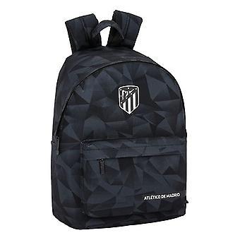 Laptop Backpack Atlético Madrid 14,1'' Black