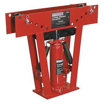 Sealey Pbs99/10 idraulico tubo Bender 12Tonne