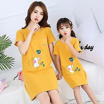 Family Dresses, Summer Pajamas Sleepwear