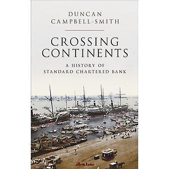 Cruzando continentes por Duncan CampbellSmith