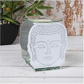 Glass Buddha Wax Oil Warmer By Lesser & Pavey