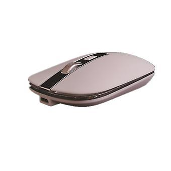 2.4g langaton hiiri, ladattava Bluetooth 5.0 -pelioptinen hiiri
