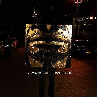 Fowler,Bernard - Inside Out [Vinyl] USA import