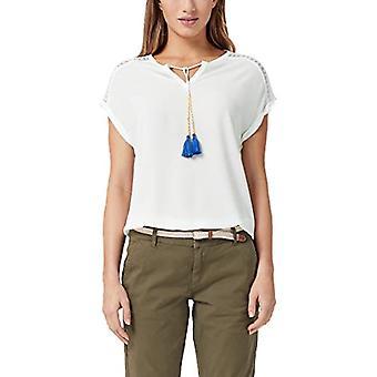 s.Oliver 14.903.32.4477 T-skjorte, Elfenben (Kremer 0210), 52 (Produsent Størrelse: 46) Kvinne