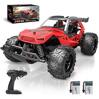 FengChun Remote Control Car, 2.4 GHZ RC Car, 25 KM/H Kids High Speed Fast Racing Monster Vehicle