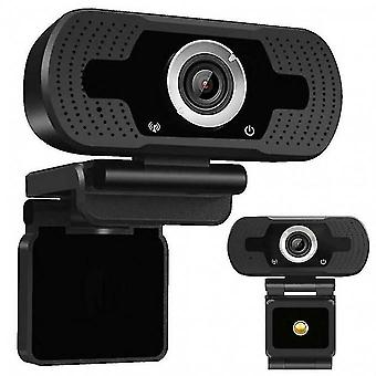 1080p Full Hd Computer Pc Laptop Webcam With Microphone