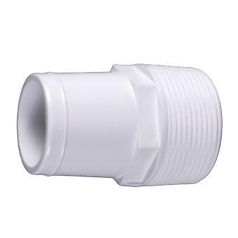 "Flexible adaptateur de 1.5"" Custom 21093-150-000 - blanc"