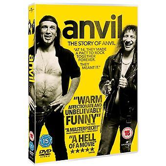 Anvil Die Geschichte des Amboss DVD