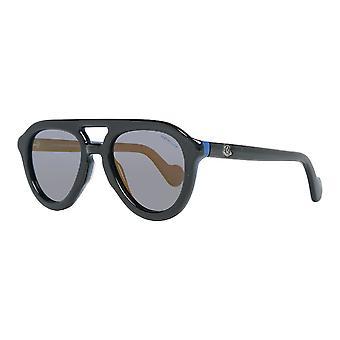 Unisex Sunglasses Moncler ML0078-05D Black (¸ 52 mm)