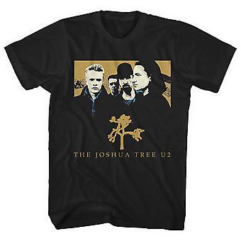 U2 - Joshua Tree Unisex X-Large T-Shirt - Schwarz