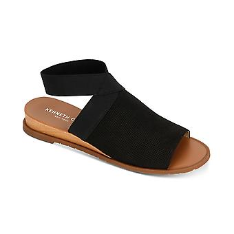 Kenneth Cole New York Womens Jules Elastic Sandals