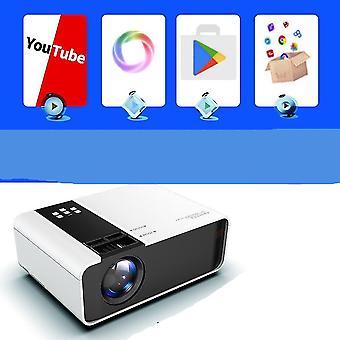 Led Lumen Projector Fullhd Hdmi kompatybilny Wifi Game Sync Screen