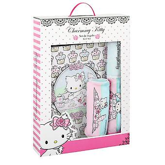 Charmmy Kitty Backpack Gift Set