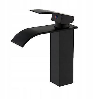 Grifo del baño lavabo - negro