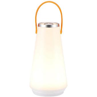 Led Portable Night Light, Beautiful Outdoor Camping Bedside Table Lamp Emergency Touch,(warm White)