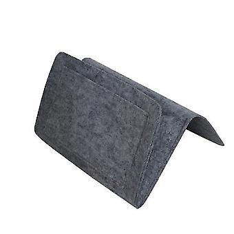 شعرت رفوف مجلة حقيبة تخزين السرير مع جيوب convinient سرير أريكة مكتب شنقا