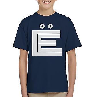 Citroen White Line Kid's T-Shirt