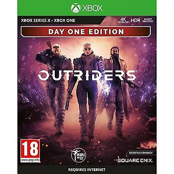 Outriders Dag One Edition Xbox One Spel