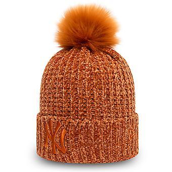 العصر الجديد نيويورك يانكيز الشتاء بوبل قبعة في الجمل