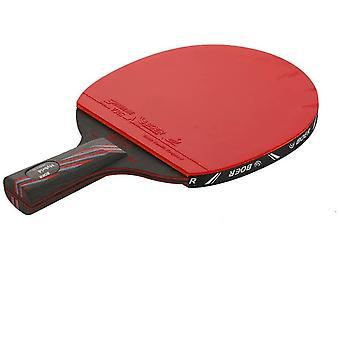 ゴムナノカーボン卓球バット