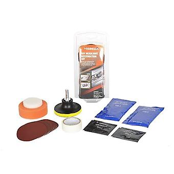 Car Headlight Headlamp Cleaning Polish Tools Headlight Restoration Kit