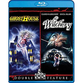 Ghosthouse / import de USA de Witchery [BLU-RAY]