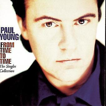 Paul Young - van tijd tot tijd-Singles Coll [CD] USA import