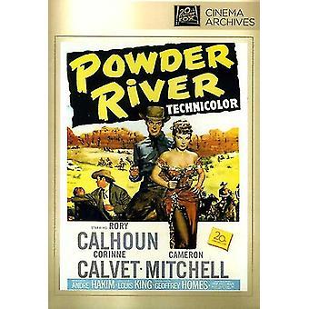 Importação de EUA Powder River [DVD]