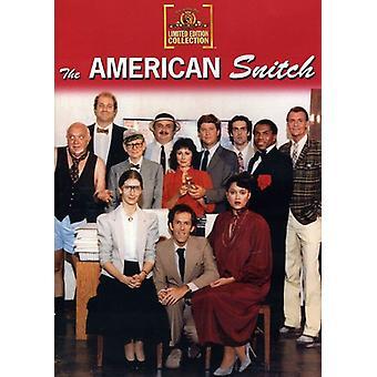Amerikanska Snitch (1983) [DVD] USA import