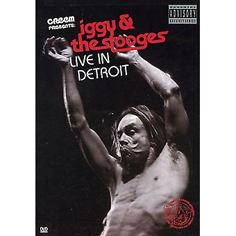 Iggy & the Stooges - Live in Detroit 2003 [DVD] USA import