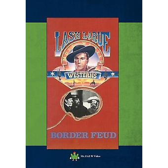 Border Feud [DVD] USA import