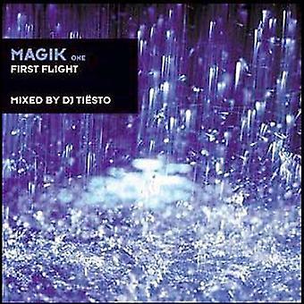 DJ Tiesto - Magik 1-First Fight [CD] USA import